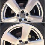 Alloy Wheel Repair Sydney